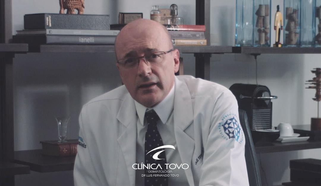 Clínica Tovo Luis Fernando Tovo – Dr. Tovo Fala Sobre Câncer de Pele e Dezembro Laranja