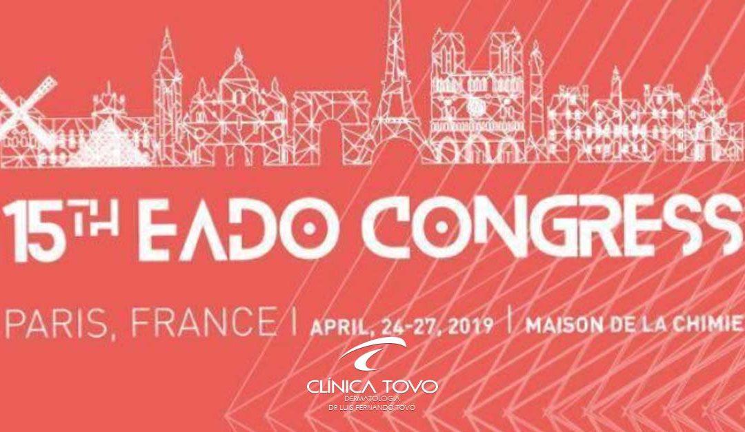 Clinica Tovo Dermatologia dr Tovo LUIS FERNANDO TOVO Câncer da Pele Novas Drogas  – Congresso de Oncologia Cutânea Paris EADO Congress 24 A 27 de Abril De 2019.